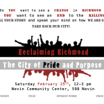 Reclaiming Richmond Part 1