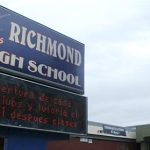 Suspensions at Richmond High Plummet