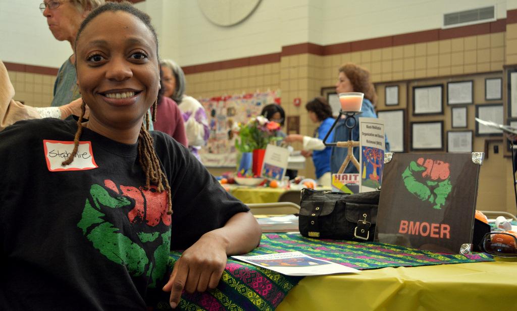 Richmond Celebrates International Women's Day, 2013