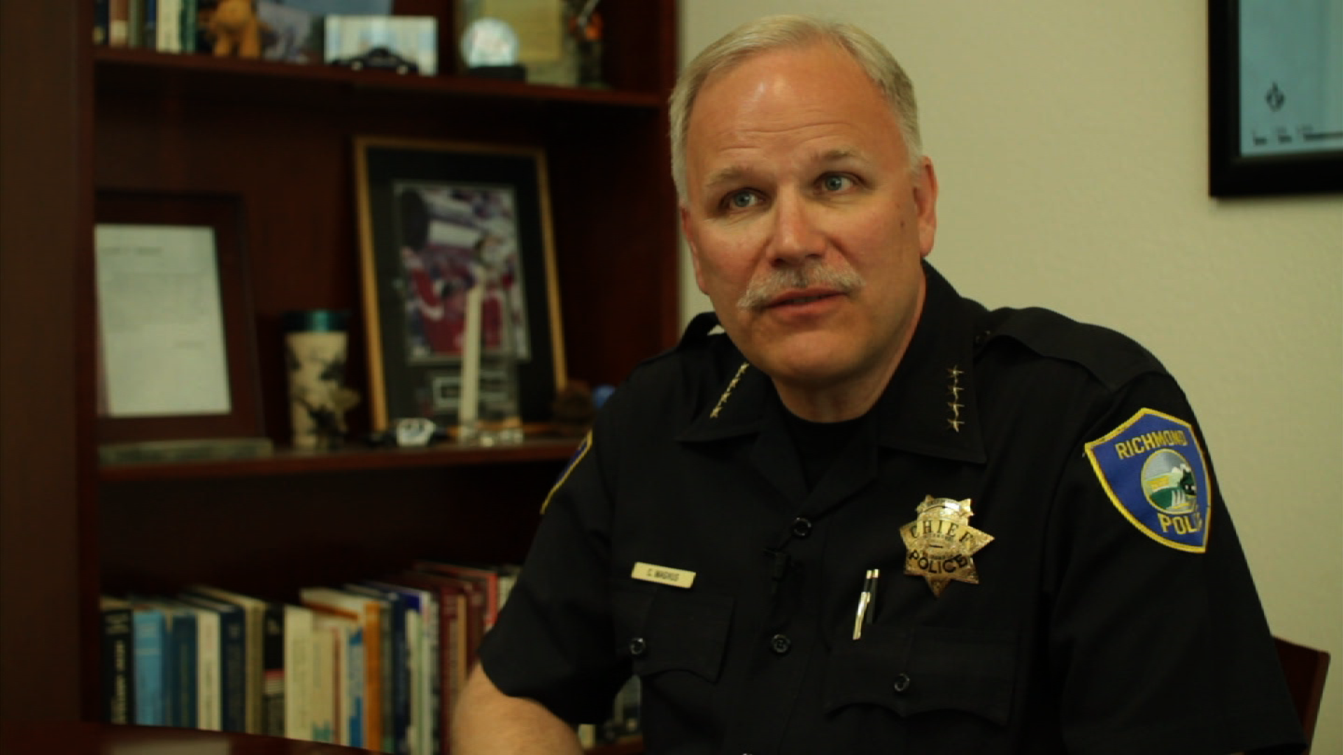 Q&A: Chief Magnus on Dirty Cops, Curfews and Violence