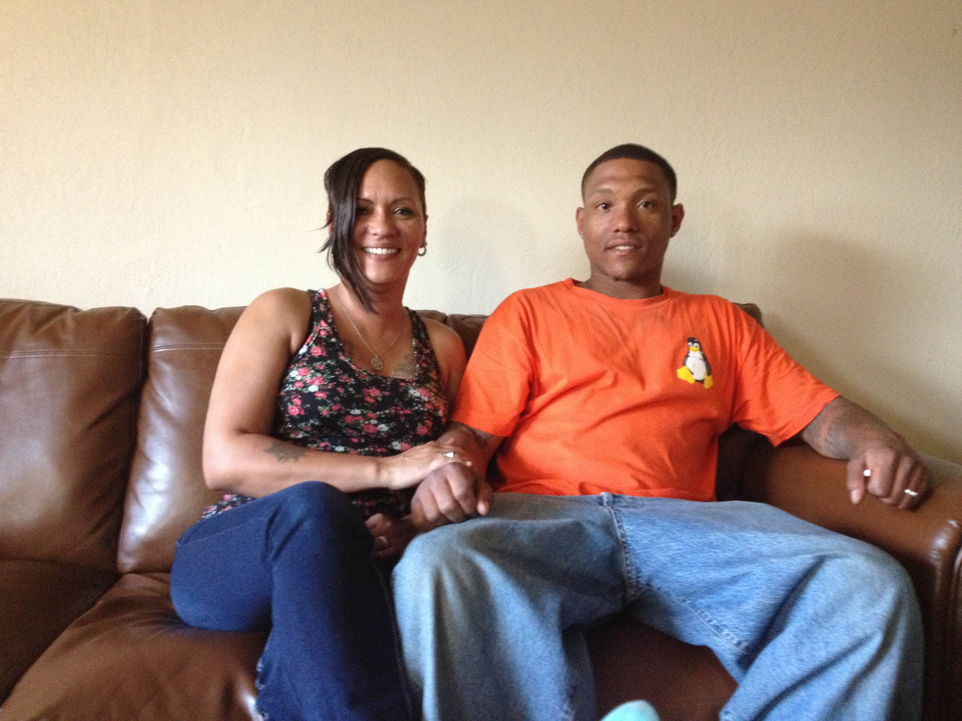 A Richmond Mother and Son Navigate Life After Prison, Together