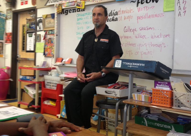 Community Hero: Corey Mason, a Teacher Who Changed My Life