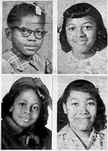 Remembering the Four Little Girls