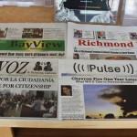 Chevron Joins News Publisher Wars in Richmond