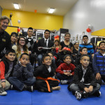 Martial Arts School Reborn as Community Center