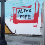 New Downtown Mural to Send Message of Nonviolence