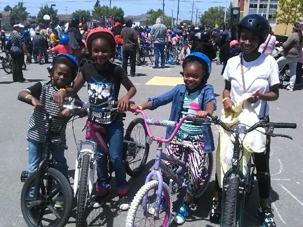 Bike Fiesta is a Family Party