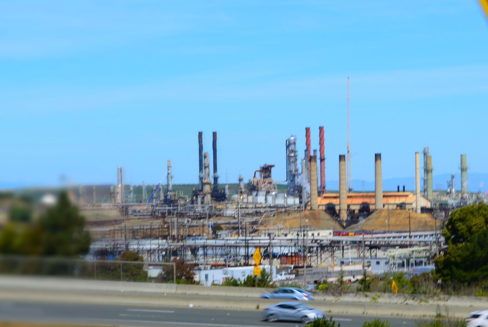 Richmond Approves Stalled Modernization Plan At Chevron Refinery