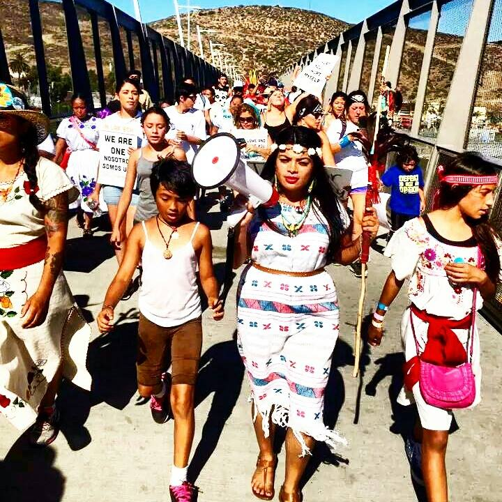 Richmond Woman Leads 350 Mile Trek for Immigration Reform