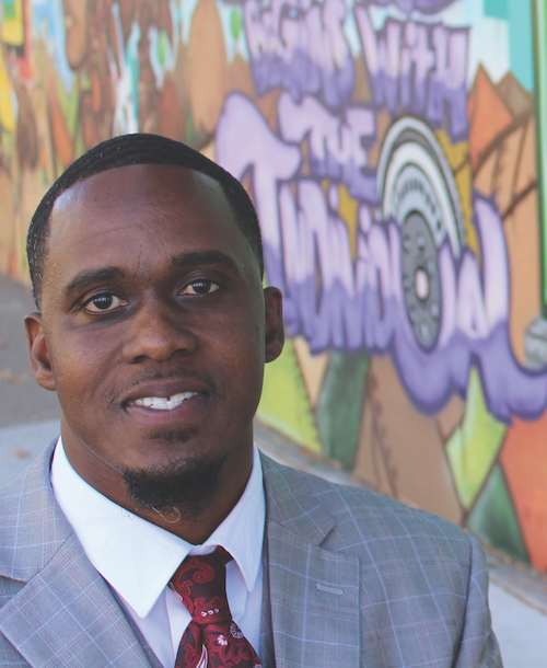 Richmond City Council Candidate: Dameion King