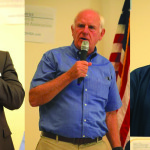 Trio of Mayoral Candidates Offers Voters Distinct Choice