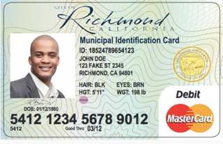 Richmond Rolls Out City ID Cards