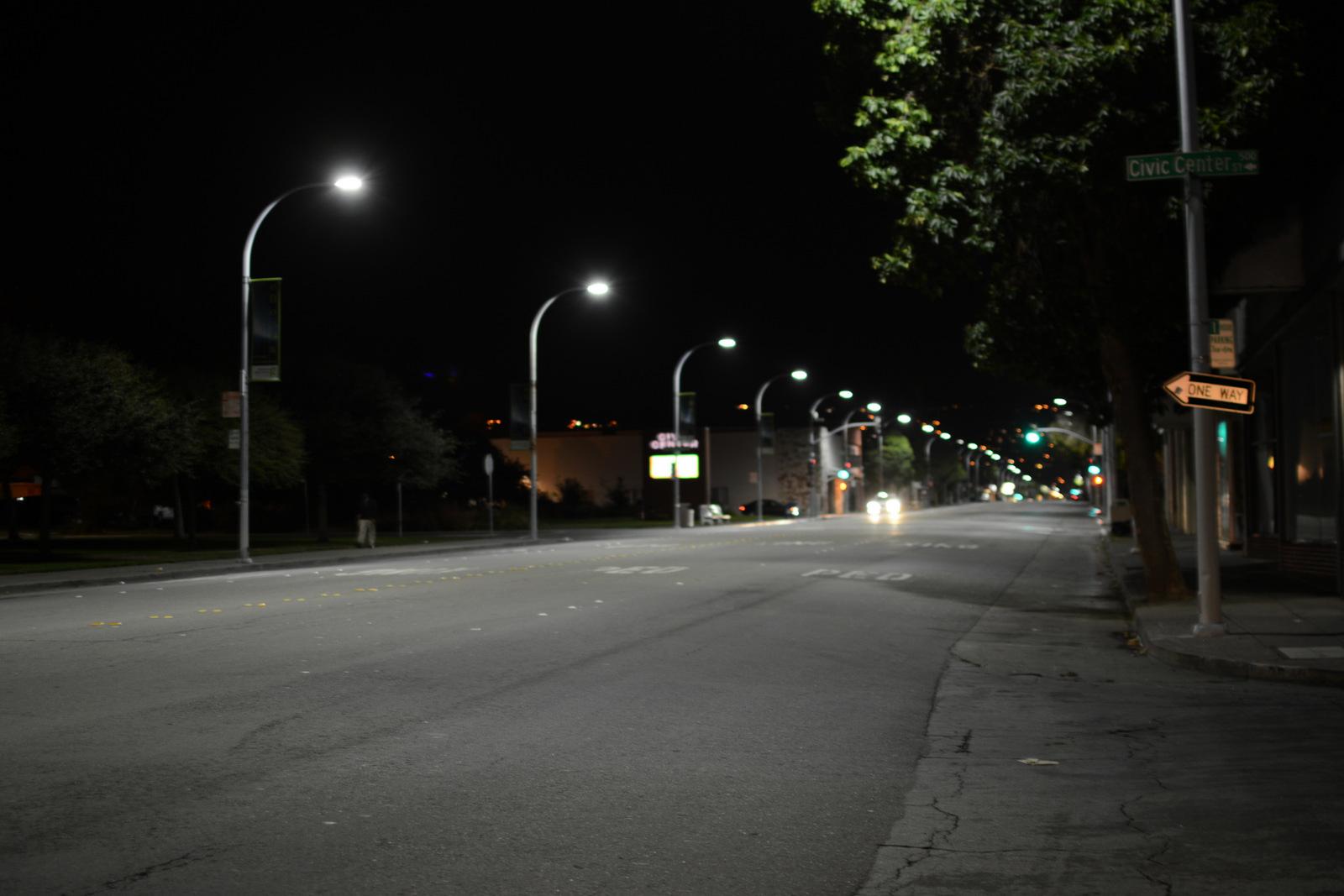 Brightening Richmond Streets
