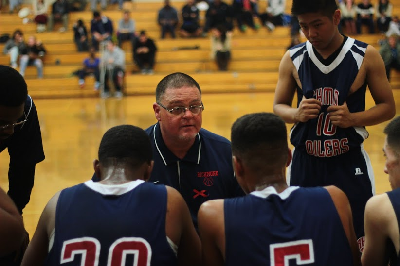Down a Player:  How a High School Coach and Basketball Team is Carrying on in the Wake of a Homicide