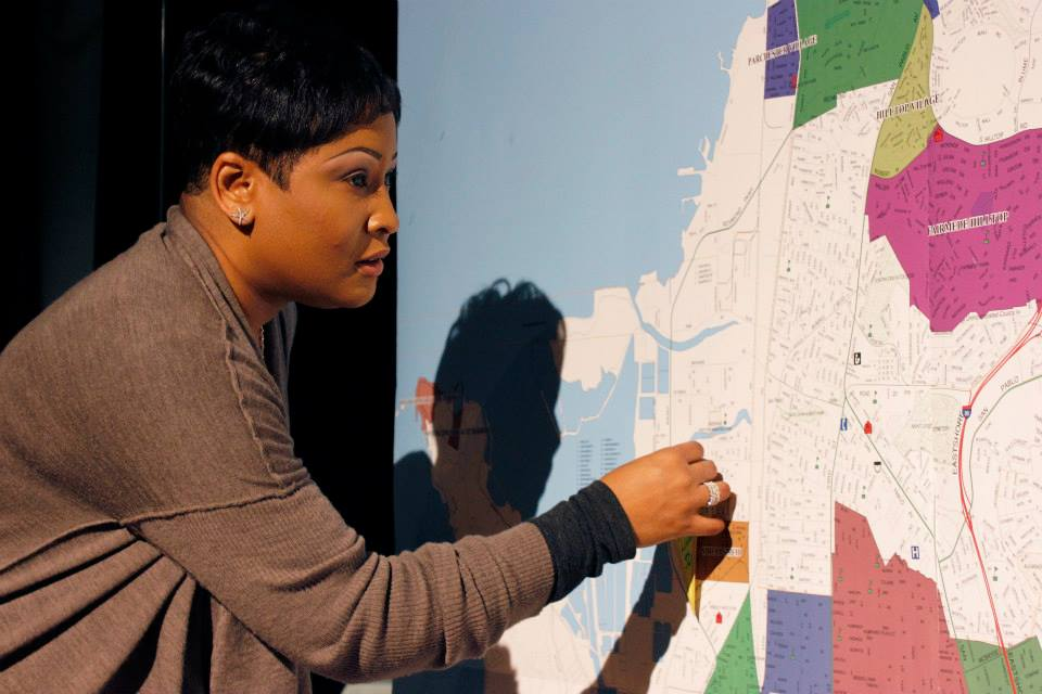 Mapping the Renaissance in Richmond