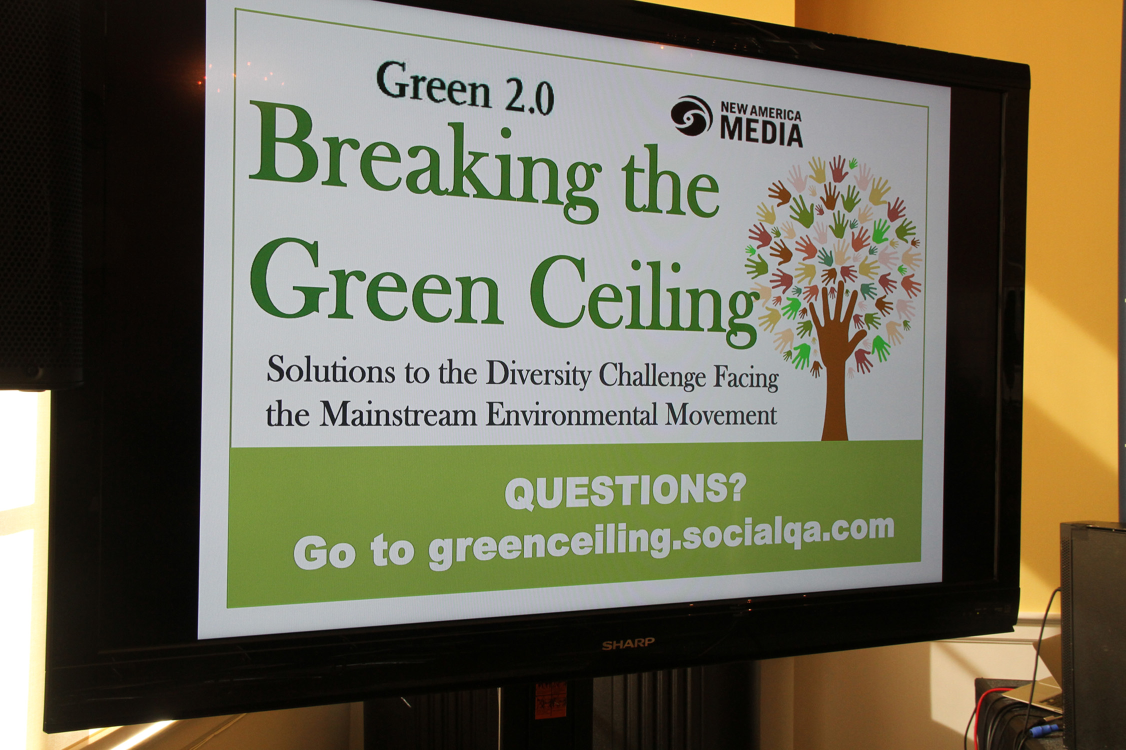 Green 2.0 Wants to Know: How Diverse Is Your Staff?
