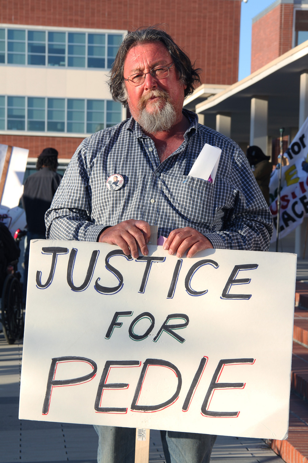 Six Months Later, Family of 'Pedie' Calling for Officer to Be Charged