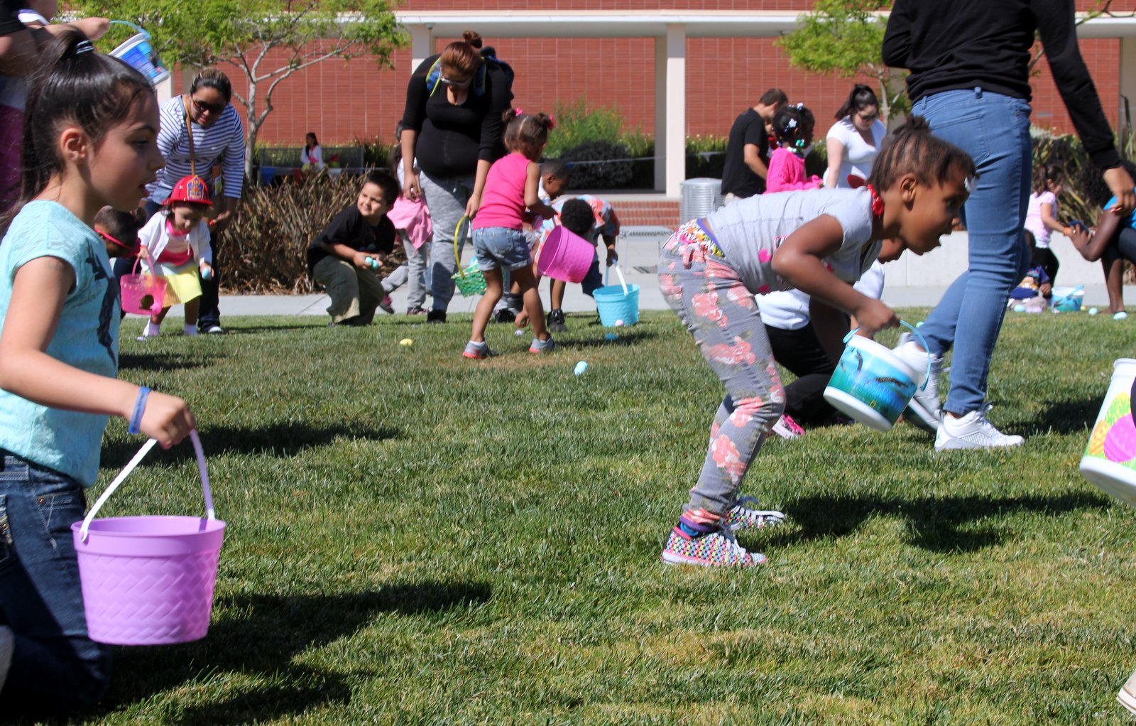 Egg Hunt Offers Fun for Kids and Families