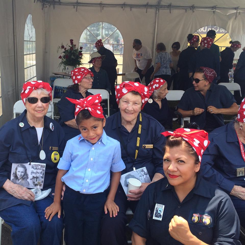 Rosie the Riveter – Still Inspiring Women in Richmond