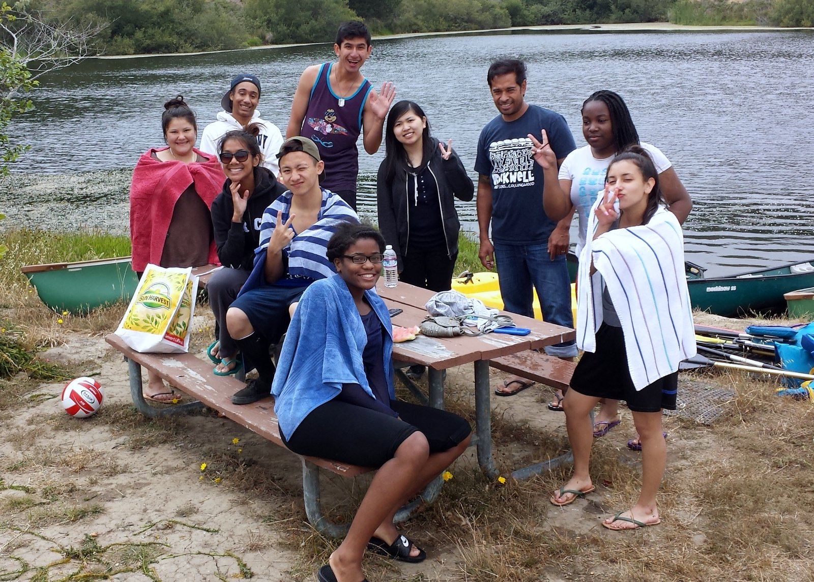 Young Leaders Program at Richmond High Turns Students into Advocates