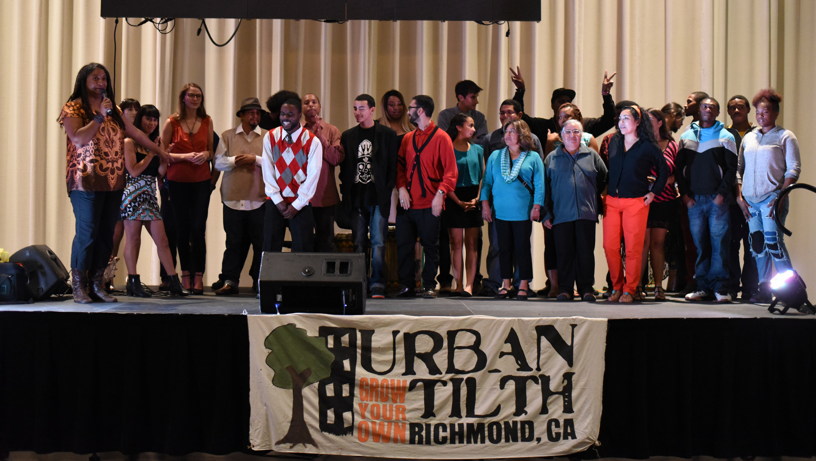 Urban Tilth Celebrates 10 Years of Food Justice