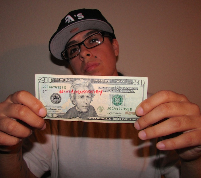 The #UndocuMoney Campaign – That's a Lot of Money!