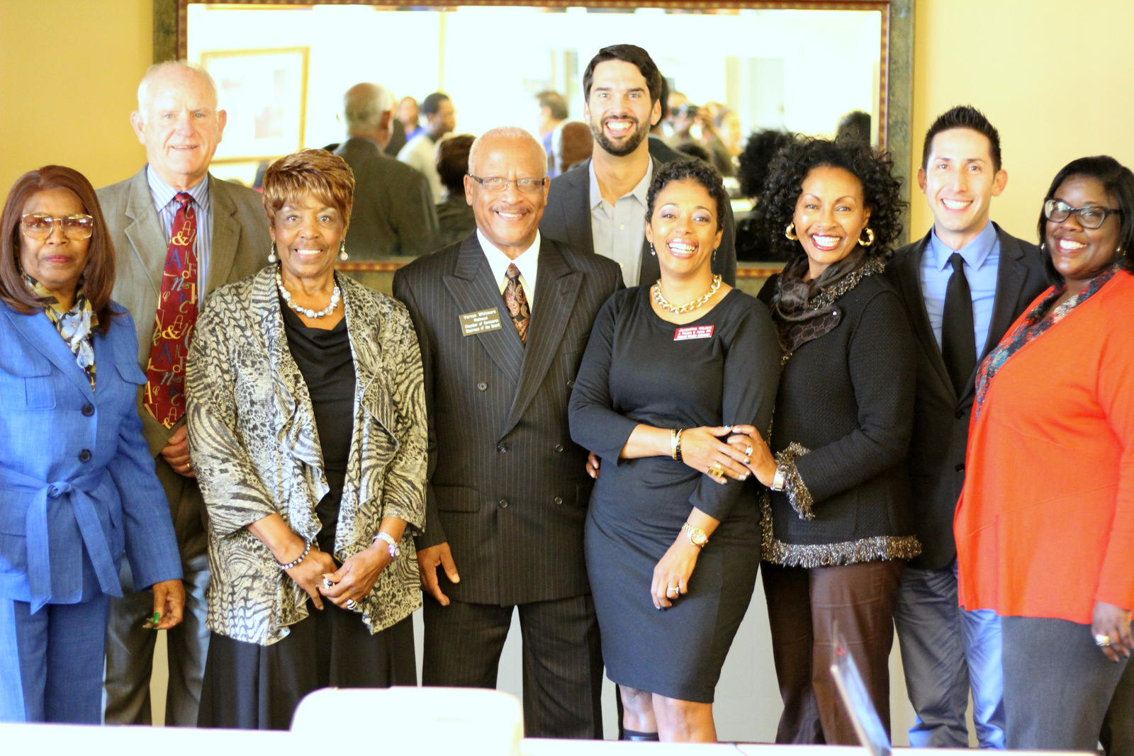 Richmond Chamber Honors Difference Makers of 2015