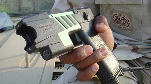 Expert: Stun-Guns Far From 'Nonlethal' Alternative to Bullets