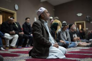 Ehson Uliah at mosque