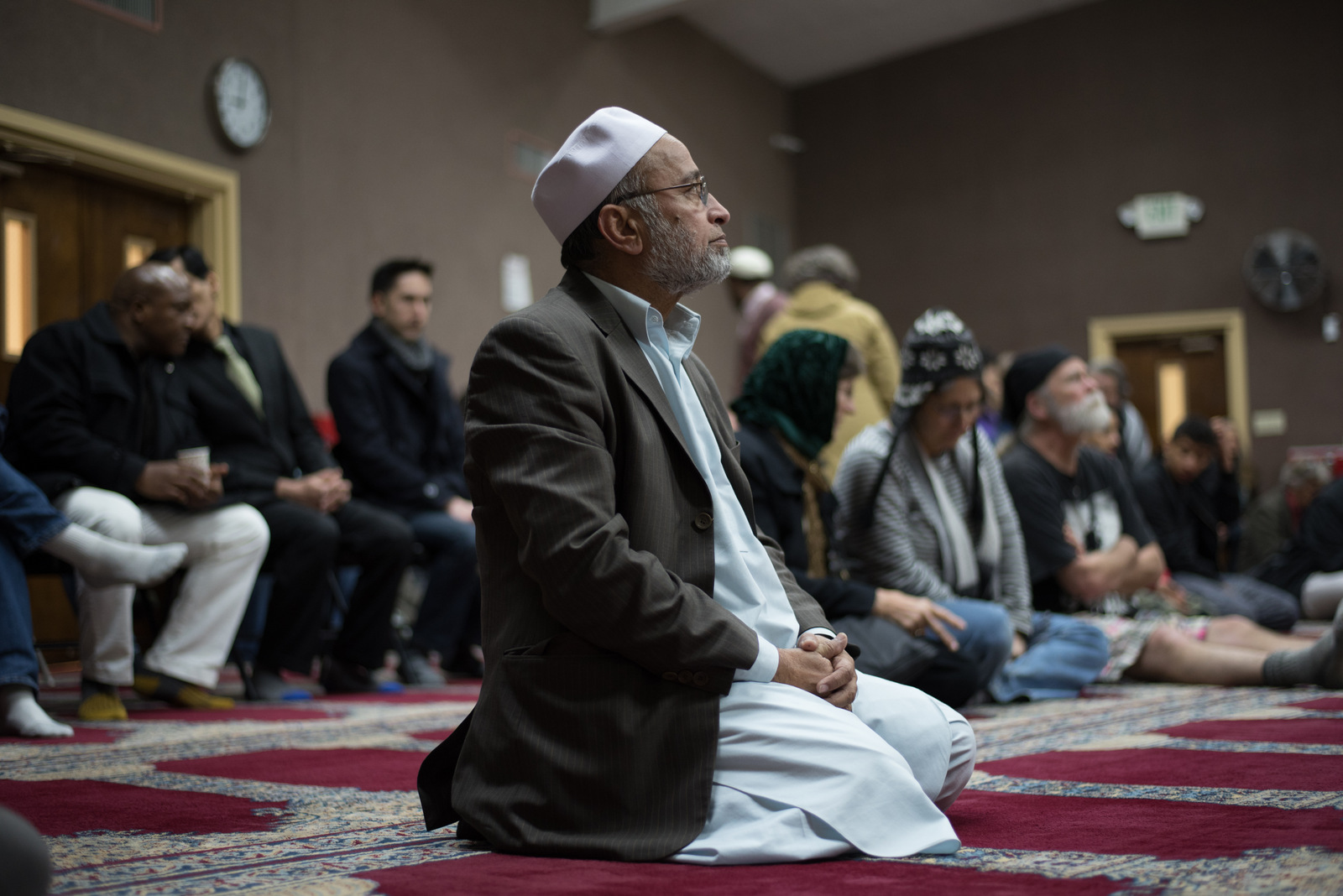 Richmond Mosque Boosts Security in Wake of Bay Area Vandalism