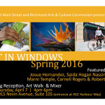 Local Happenings: April 2016