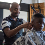 New Barbershop with Vintage Look Opens in Point Richmond