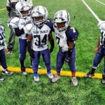Youth Football Going Strong, Despite Health Risks