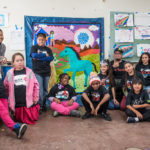 North Richmond Kids Create 'Magic' Murals
