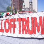 Activists Give Trump his Wall in Cleveland