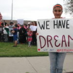 Hundreds Attend 'Day Without Immigrants' Protest in Arvin