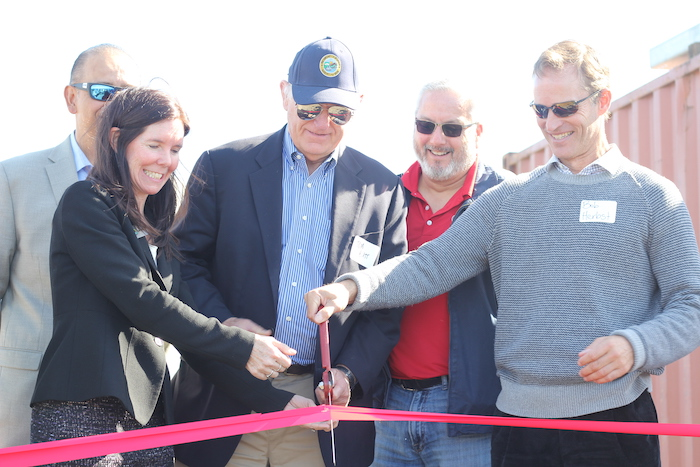 New Solar Power Farm Opens in Richmond