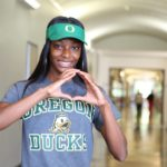 Track Star Kaylah Robinson Signs With Oregon Ducks