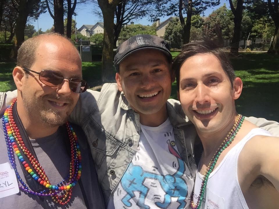 El Pequeño Pero Poderoso Día Familiar de Richmond Rainbow Pride