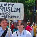 Supporters of Muslim-Americans Outnumber Muslim Haters