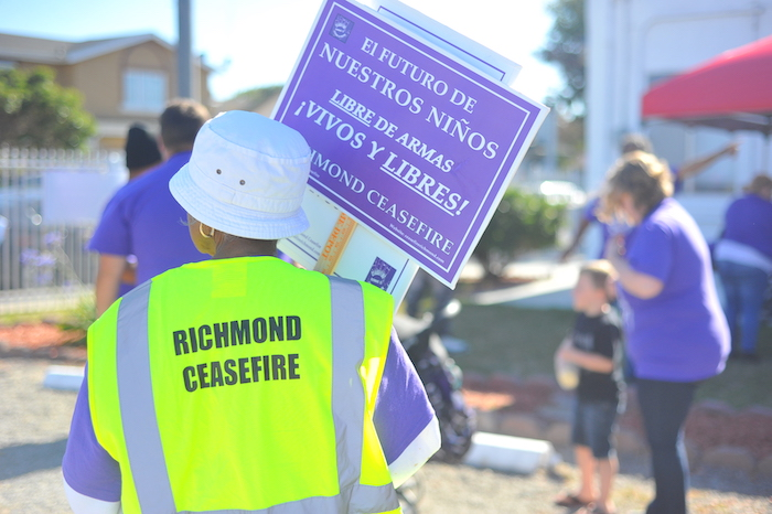 Ceasefire Walk Brings Together Richmond Families Touched by Violence