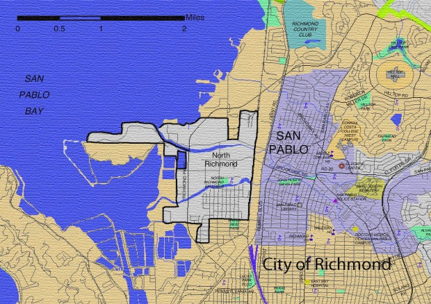 Richmond City Council Moves One Step Closer to Annexing North Richmond