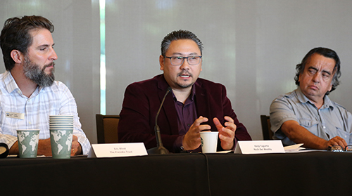 'We Are All Excludeds' - Ethnic Media Panel Discuss New Exhibit on Japanese Internment