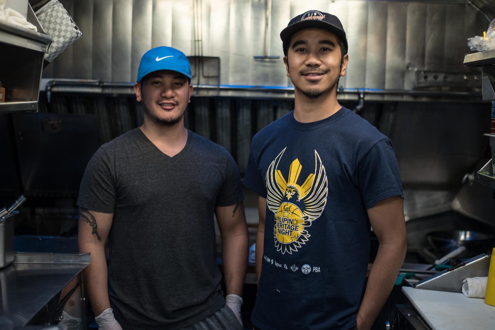Curbside Kitchen Food Truck Serves up Filipino Gourmet