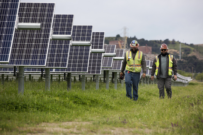 Richmond Powers Up the Bay's Largest Solar Farm