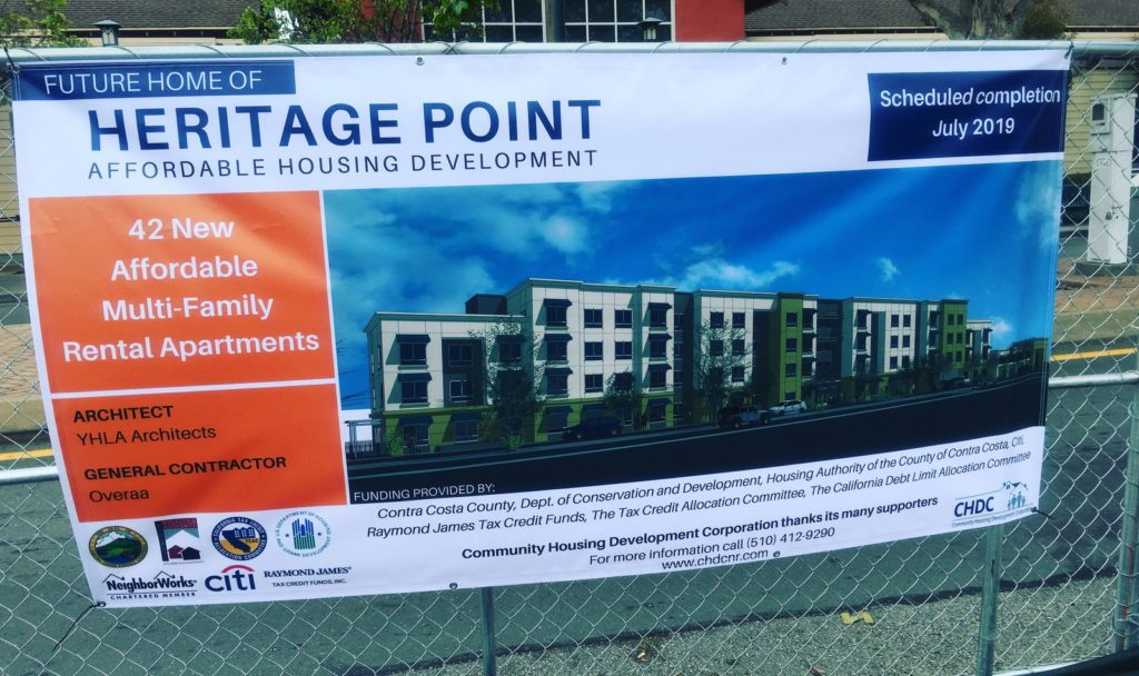 Heritage Point: North Richmond's Latest Effort to Offer Affordable