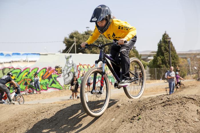 Richmond's First BMX Bike Park
