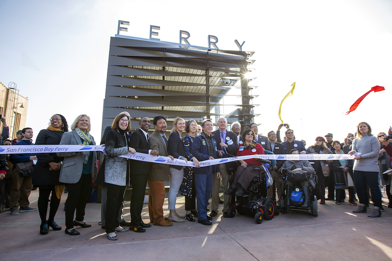 New Ferry Service Launches in Richmond