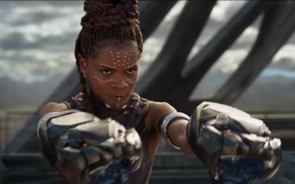 A Year of Steps Forward, Steps Back and, Yes, Black Panther