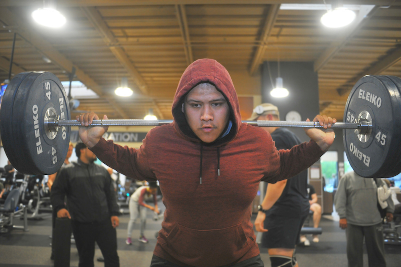 Powerlifter Finds Strength in Failure